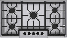 "Bosch 36"" Sealed Burner Gas Cooktop NGM56x4UC"