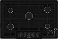 "Bosch 30"" Sealed Burner Gas Cooktop NGM8065UC"