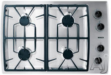 "Bosch 30"" Sealed Burner Gas Cooktop NGT74"