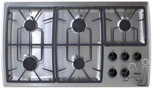 "Bosch 36"" Sealed Burner Gas Cooktop NGT945UC"