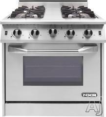 """NXR 30"""" Freestanding Gas Range NRG3001"""