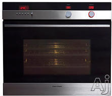 "Fisher & Paykel Izona Platinum 30"" Single Electric Wall Oven OB30SDEPX1"