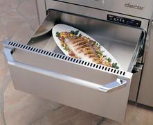 "Dacor Renaissance 24"" Electric Indoor/Outdoor Warming Drawer OWD24"