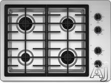 "Whirlpool 30"" Sealed Burner Gas Cooktop W5CG3024X"