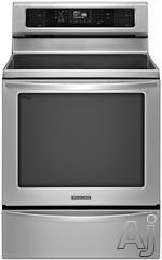 KitchenAid Freestanding Electric Range KIRS608BSS