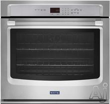 """Maytag 27"""" 27"""" Single Electric Wall Oven MEW9527DS"""