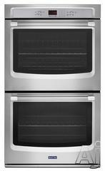 "Maytag 30"" Double Electric Wall Oven MEW7630D"