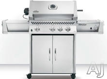 Napoleon Freestanding Natural Gas Barbecue Grill P450RSBINSS