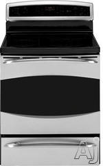 "GE 30"" Freestanding Electric Range PB920"