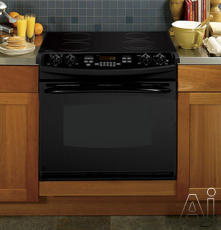"GE 30"" Drop-In Electric Range PD900DP"
