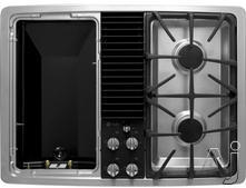 "GE 30"" Modular Gas Cooktop PGP990"
