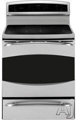 "GE Profile 30"" Freestanding Electric Range PHB925SPSS"