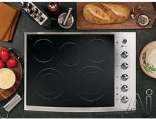 "GE 30"" Smoothtop Electric Cooktop PP944DT"
