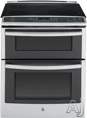 "GE 30"" Slide-In Electric Range PS950"