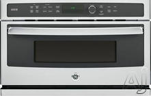 """GE 30"""" 30"""" Single Electric Wall Oven PSB9240"""