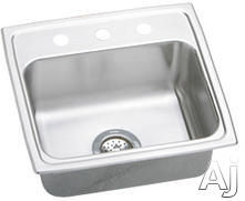 Elkay Pacemaker Collection Drop-In Sink PSRQ19181