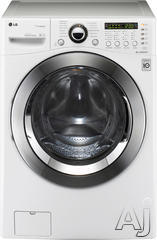 LG Front Load Washer WM3360H