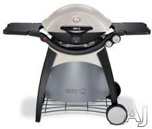 Weber Portable Liquid Propane Barbecue Grill 586002