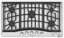 "Viking 36"" Sealed Burner Gas Cooktop RDGSU2605B"