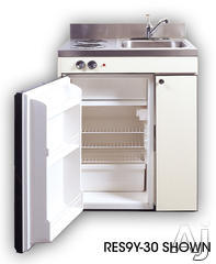 Acme Efficiency Kitchenettes Compact Kitchen RES
