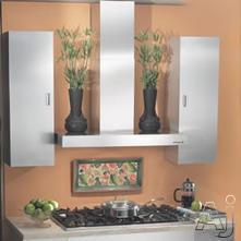 "Broan Elite RM53000 Series 36"" Wall Mount Chimney Style Range Hood RM533604"