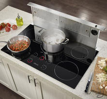 "Dacor Renaissance 36"" Electric Cooktop RNCT365B"