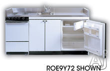 Acme Full Feature Kitchenettes Compact Kitchen ROE9Y