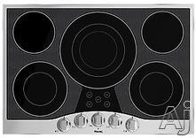 "Viking 30"" Smoothtop Electric Cooktop RVEC3305BSB"