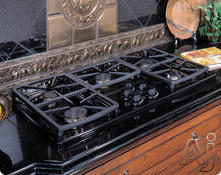"""Dacor Classic 36"""" Gas Cooktop SGM365B"""