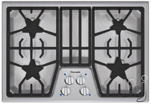 "Thermador 30"" Sealed Burner Gas Cooktop SGS304FS"