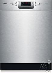 "Bosch Evolution 800 Plus 24"" Tall-Tub Dishwasher SHE68E05UC"
