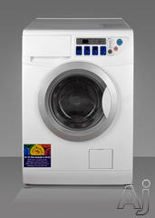 "Summit 23"" Electric Front Load Washer Dryer Combo SPWD1470C"