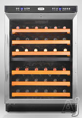 Summit Built In Wine Cooler SWC530LBIx