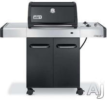 Weber E210 52 Quot Freestanding Gas Grill With 458 Sq In