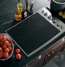 "GE 30"" Smoothtop Electric Cooktop PP932"
