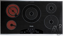 "Thermador 36"" Smoothtop Electric Cooktop CIT362DS"
