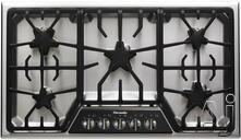 "Thermador 36"" Sealed Burner Gas Cooktop SGSX365FS"