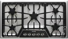 """Thermador 36"""" Sealed Burner Gas Cooktop SGSX365FS"""
