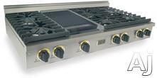 """FiveStar 48"""" Sealed Burner Gas Cooktop TPN047"""