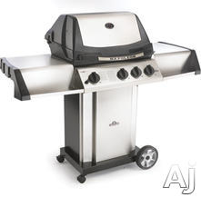 Napoleon Ultra Chef Freestanding Barbecue Grill UP405RBNSS3