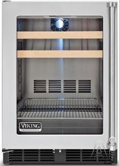 "Viking Professional 24"" Built In Beverage Center VBCI1240G"