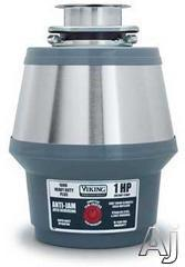 Viking 1 HP Continuous Feed Waste Disposer VCFW1000