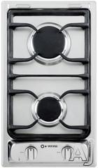"""Verona 12"""" Sealed Burner Gas Cooktop VEGCT212F"""