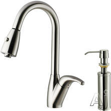 Vigo Industries Kitchen Pull-Out Faucet VG02017STK2