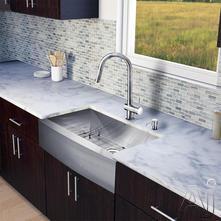 Vigo Industries Sink & Faucet Combination VG15127