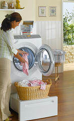 Miele 4 Cu. Ft. Front Load Washer W4840