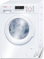 Bosch Ascenta 2.2 Cu. Ft. Front Load Washer WAP24200UC