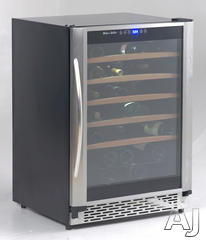 Avanti Freestanding/Built In Wine Cooler WC55SSR