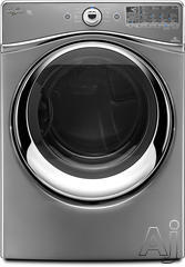 Whirlpool Duet 7.4 Cu. Ft. Gas Front Load Dryer WGD96HEA