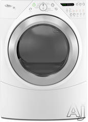 Whirlpool Duet Steam 7 Cu. Ft. Electric Front Load Dryer WED9500T